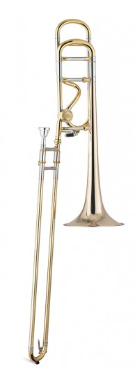 stomvi titan 2screw BF trombone