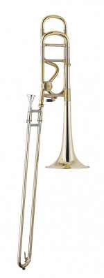 stomvi trombone titan 1screw Bb f bellflex lacquered