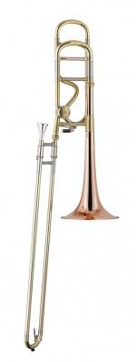 stomvi trombone titan 1screw Bb f copper lacquered
