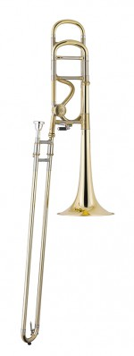 stomvi trombone titan 1screw Bb f goldbrass lacquered