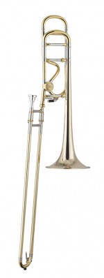 stomvi trombone titan 2screws Bb f bellflex lacquered
