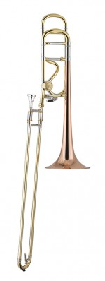 stomvi trombone titan 2screws Bb f copper lacquered