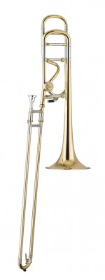 stomvi trombone titan 2screws Bb f goldbrass lacquered