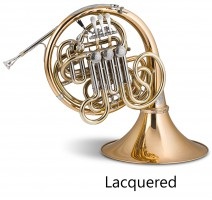 5 goldbrass lacquered