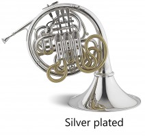 5 silver plated