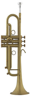 stomvi S3 Bb brush trumpet