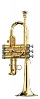 stomvi master F gold trumpet
