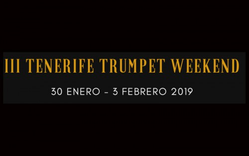 tenerife trumpet weekend 2019